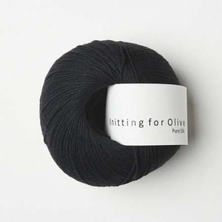 Pure Silk - kul, Knitting for Olive