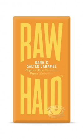 Raw Halo DARK & SALTED CARAMEL