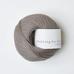 Cotton Merino - Muldvarp