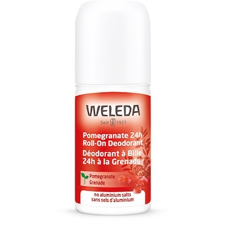 WELEDA POMEGRANATE DEODORANT ROLL-ON, 50ml