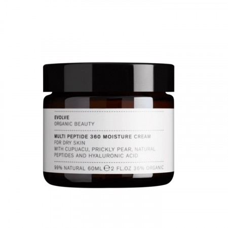 EVOLVE Multi Peptide 360 Moisture Cream 60ml