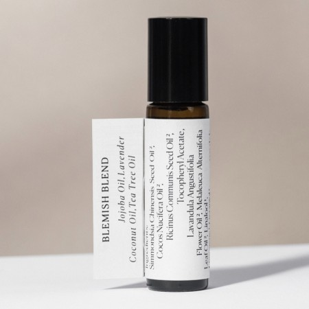 by mukk BLEMISH BLEND jojoba + tea tree 10ml