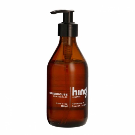 Hing Håndsåpe - Greenhouse m/ Sitrongress 250ml