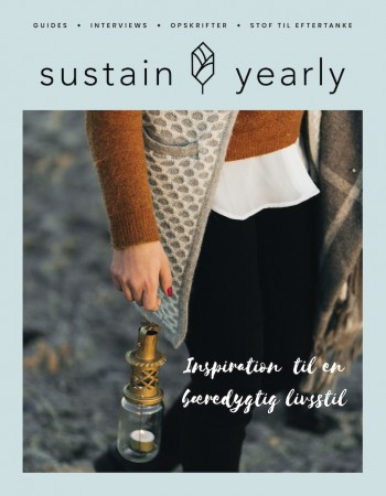 Sustain Yearly - vol. 2  (Dansk utgave)