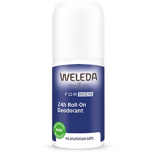 Weleda 24 H roll on deodorant mann 50 ml