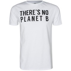 There`s no planet B (Hvit)