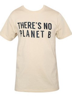 There`s no planet B (beige)