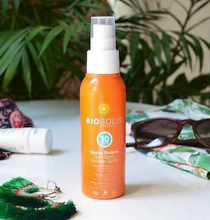 BIOSOLIS Sun Spray SPF 30, 100ml