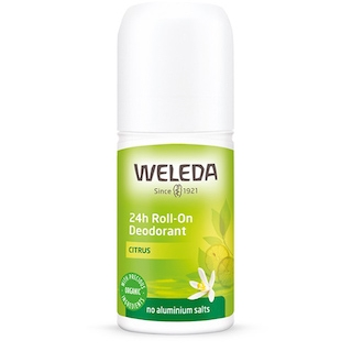Weleda citrus 24 h roll on deodorant 50 ml