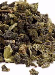Økologisk oolong te