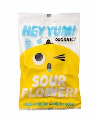 Sour Flower - vingummi