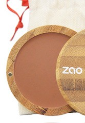 ZAO COMPACT BLUSH/rouge 324 RED BRICK