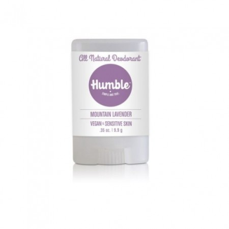 Humble deodorant - Mountain Lavender sensitive, reisestørrelse