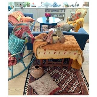 Tekstilprodukter av indiske sarier, Quote Copenhagen