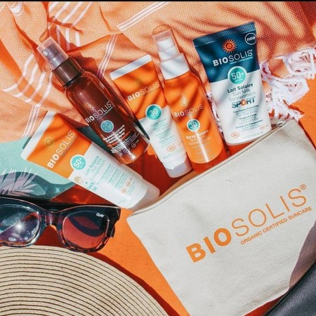 Biosolis solbeskyttelse