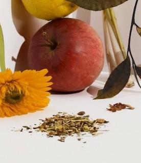 Økologisk hvit te
