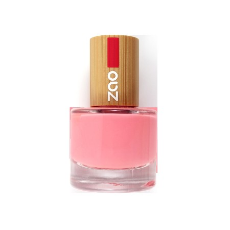 ZAO Nailpolish 654 Hot pink
