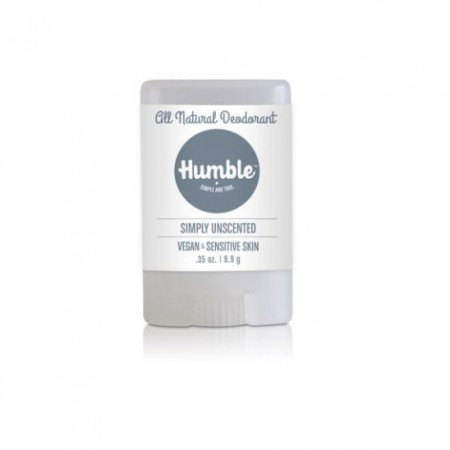 Humble deodorant - Sensitiv Unscented, reisestørrelse